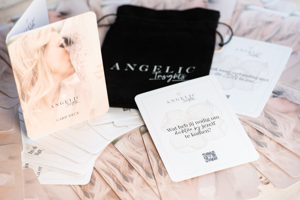 Angelic Insights Card Deck show